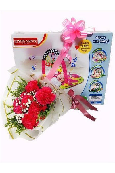 BG 10 - Beautiful beginnings bundle B - Floral Singapore