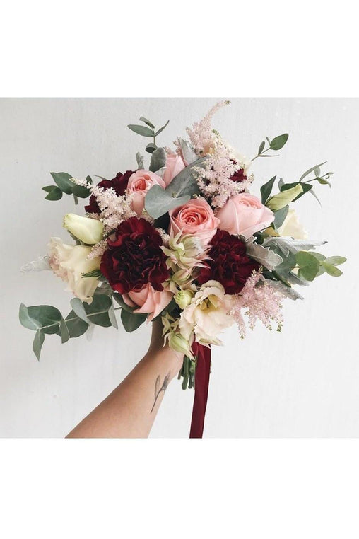 WB 02 - Wedding Bouquet - Floral Singapore