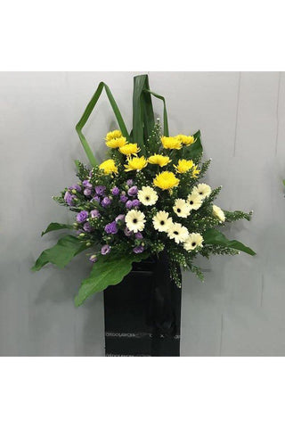 CW 11 - Faithfulness - Floral Singapore
