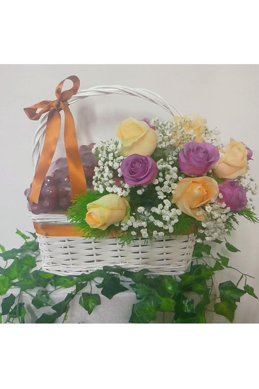 GB 03 - The Zesty Basket - Floral Singapore