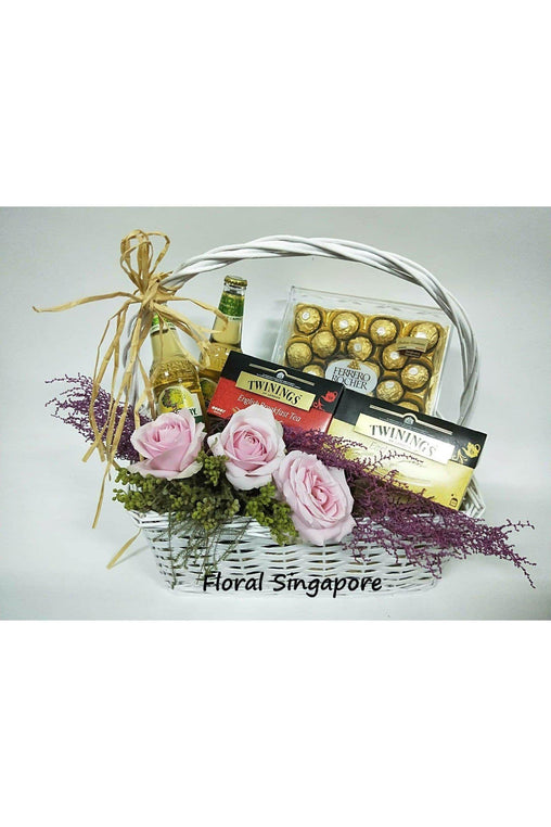 GB 11 - Double Happiness - Floral Singapore