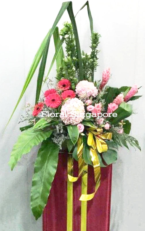 GO 24 - Cheerfulness - Floral Singapore