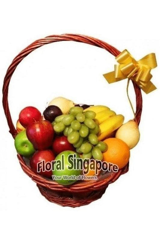 GWF 02 - Get Well - Floral Singapore