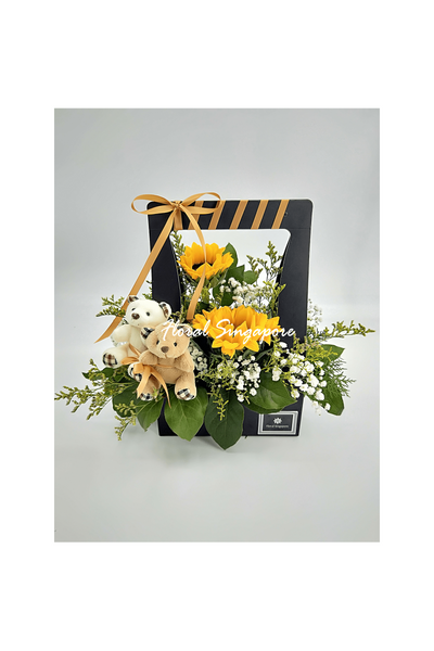 Floral Singapore Flower For All Occasion Flower Delivery Singapore