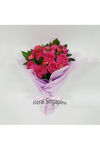 WA 15 - Cheerful Celebrations - Floral Singapore