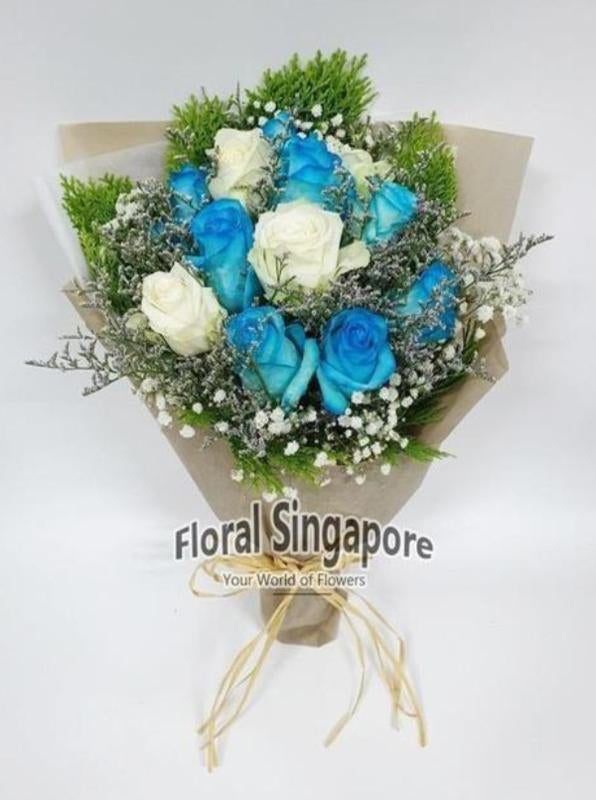 WA 16 - Fall in Love - Floral Singapore