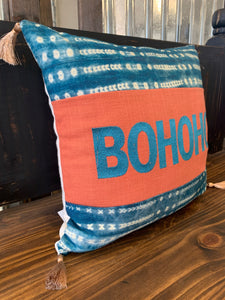 BoHoHo Pillow