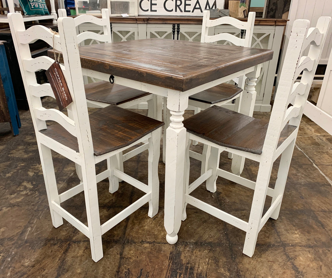 Madison Counter Height Table Set