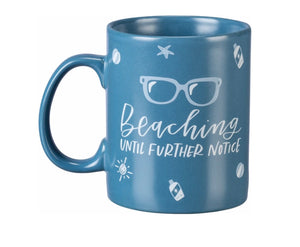 Beaching Coffee Mug