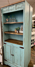 Load image into Gallery viewer, Athens Turquoise Bookcase