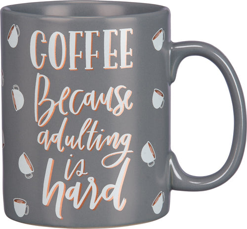 Adulting Coffee Mug