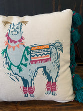 Load image into Gallery viewer, Fa La Llama Pillow