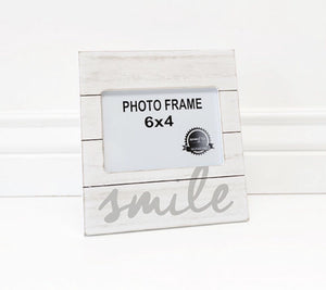 Smile Picture Frame