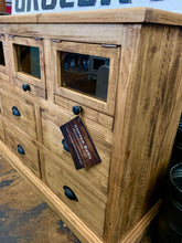 Load image into Gallery viewer, Whitney Light Rustic Console Cabinet