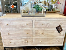 Load image into Gallery viewer, Magnolia White Dresser
