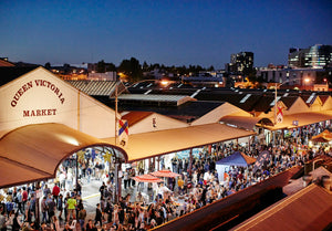 Summer Night Markets @ Queen Vic Market