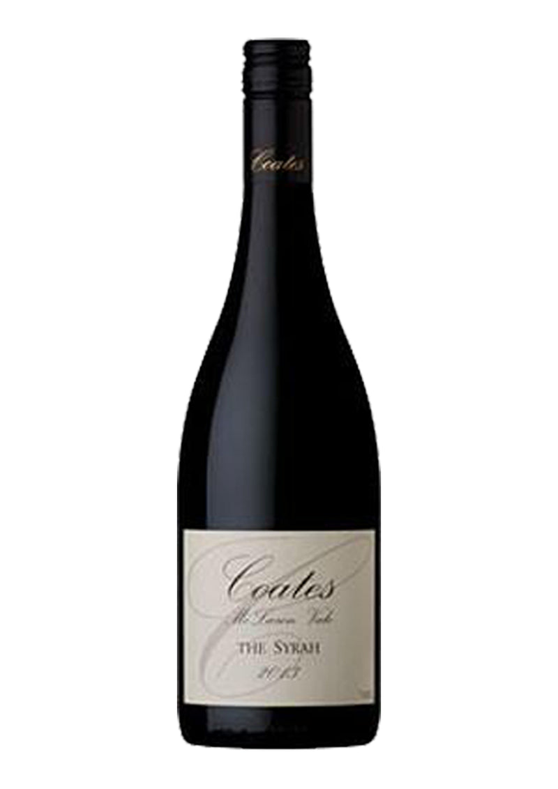 Coates Wine - The Syrah - McLaren Vale, SA - 2016