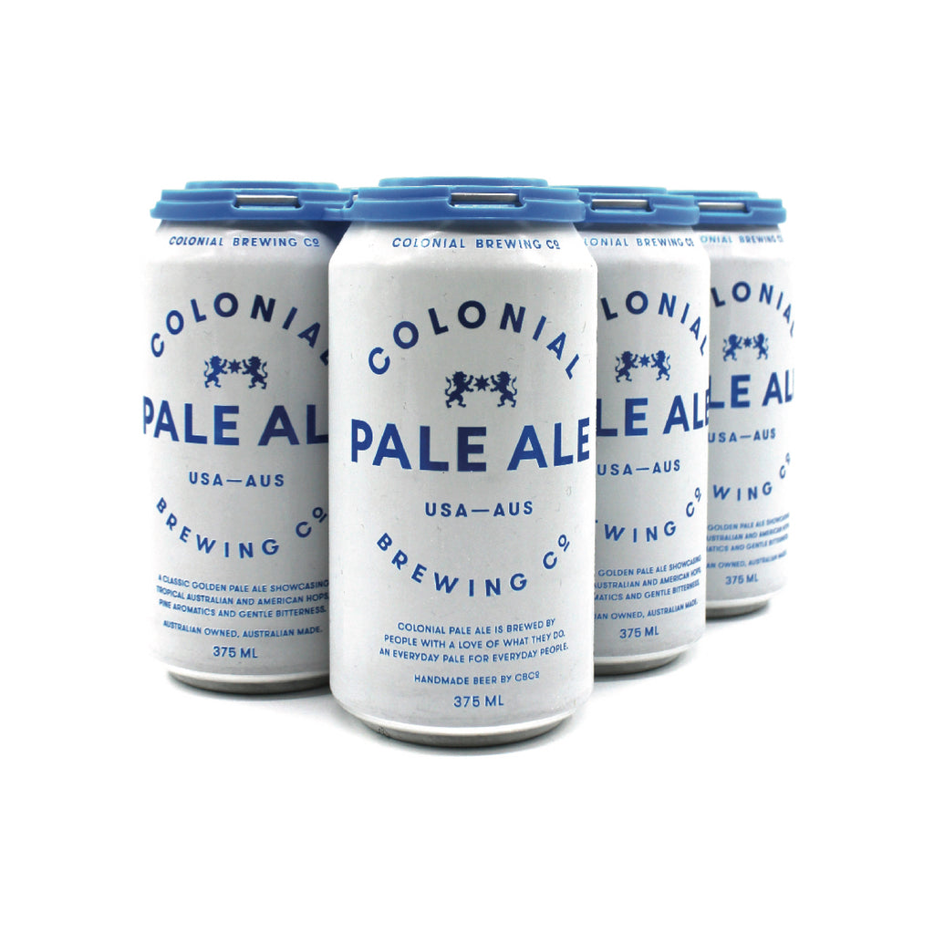 Single - Colonial Brewing Co. - Pale Ale