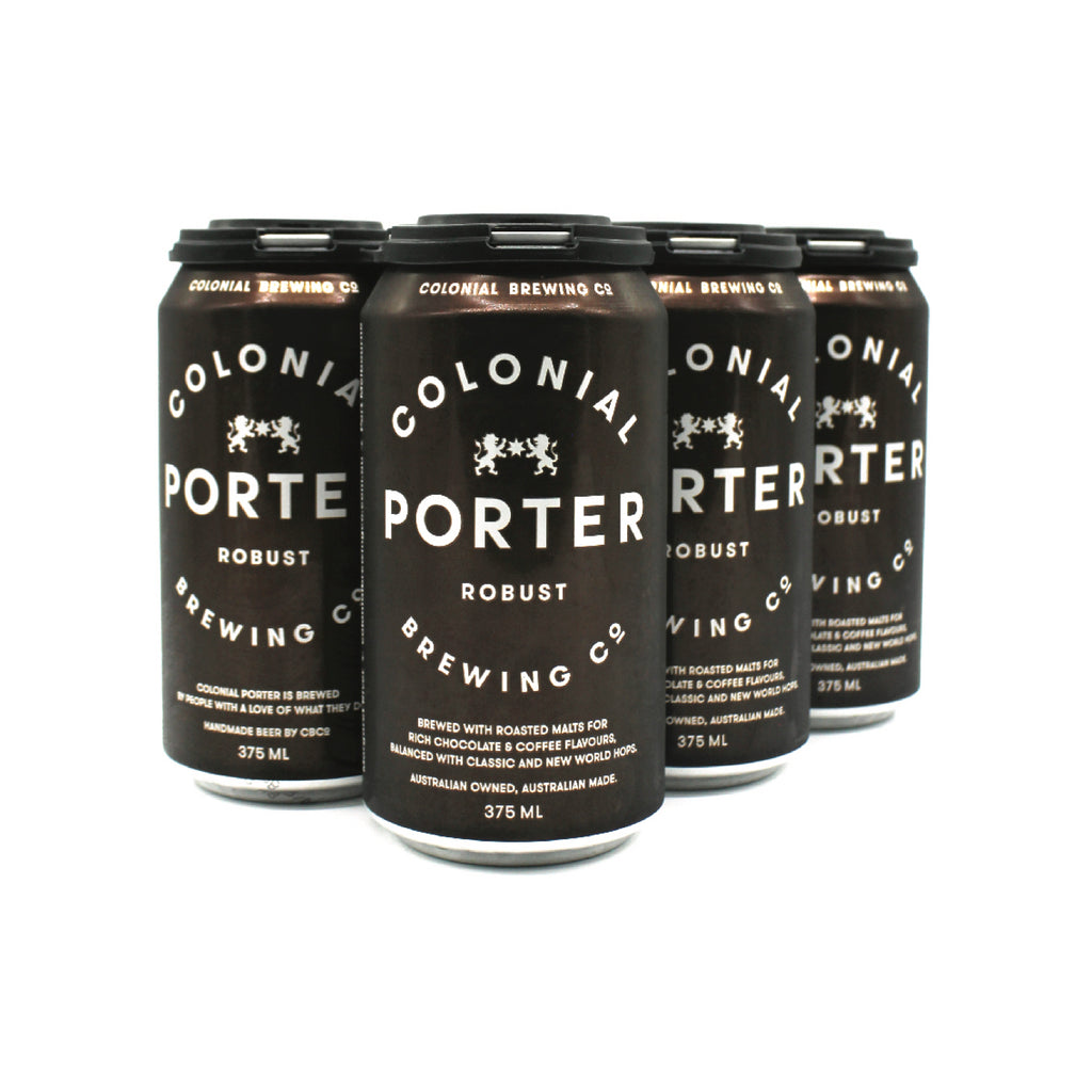 Single - Colonial Brewing Co. - Porter