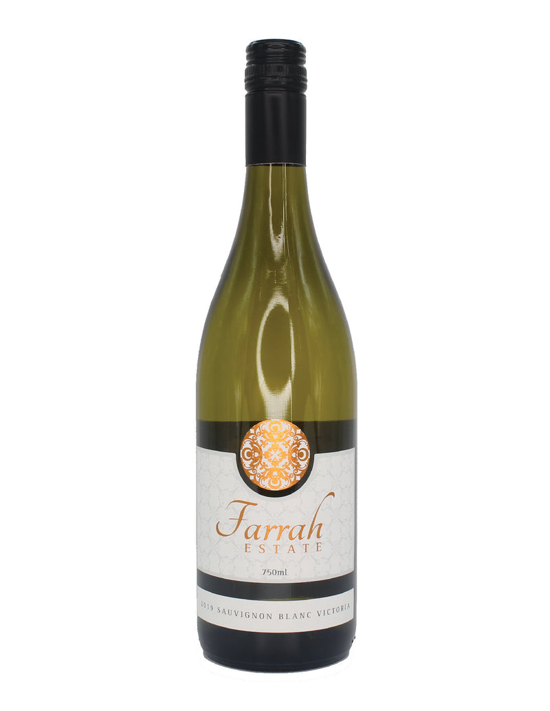 Farrah Estate Sauvignon Blanc - 2019 Central Victoria