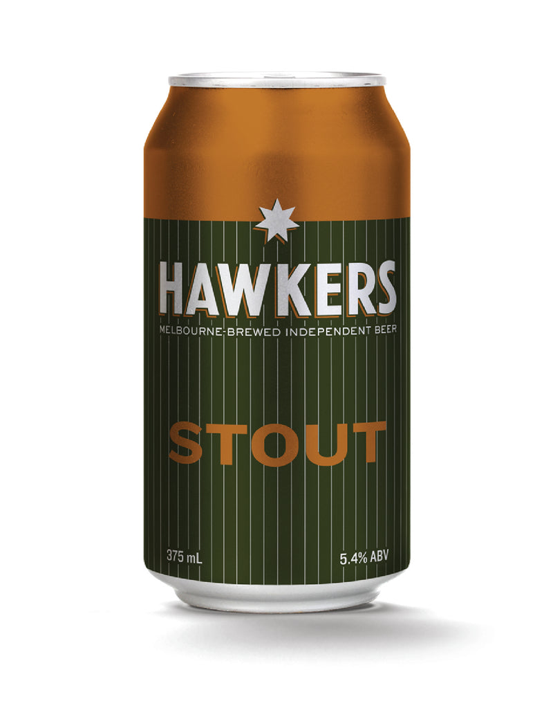 "Hawkers ""Stout"" - 4 Pack"