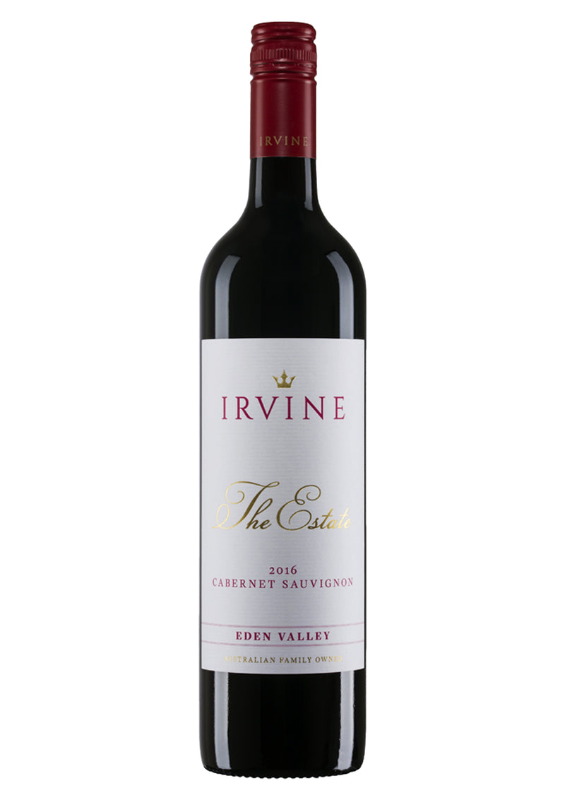 "Irvine ""Estate"" - Cabernet Sauvignon - Eden Valley, SA - 2016"