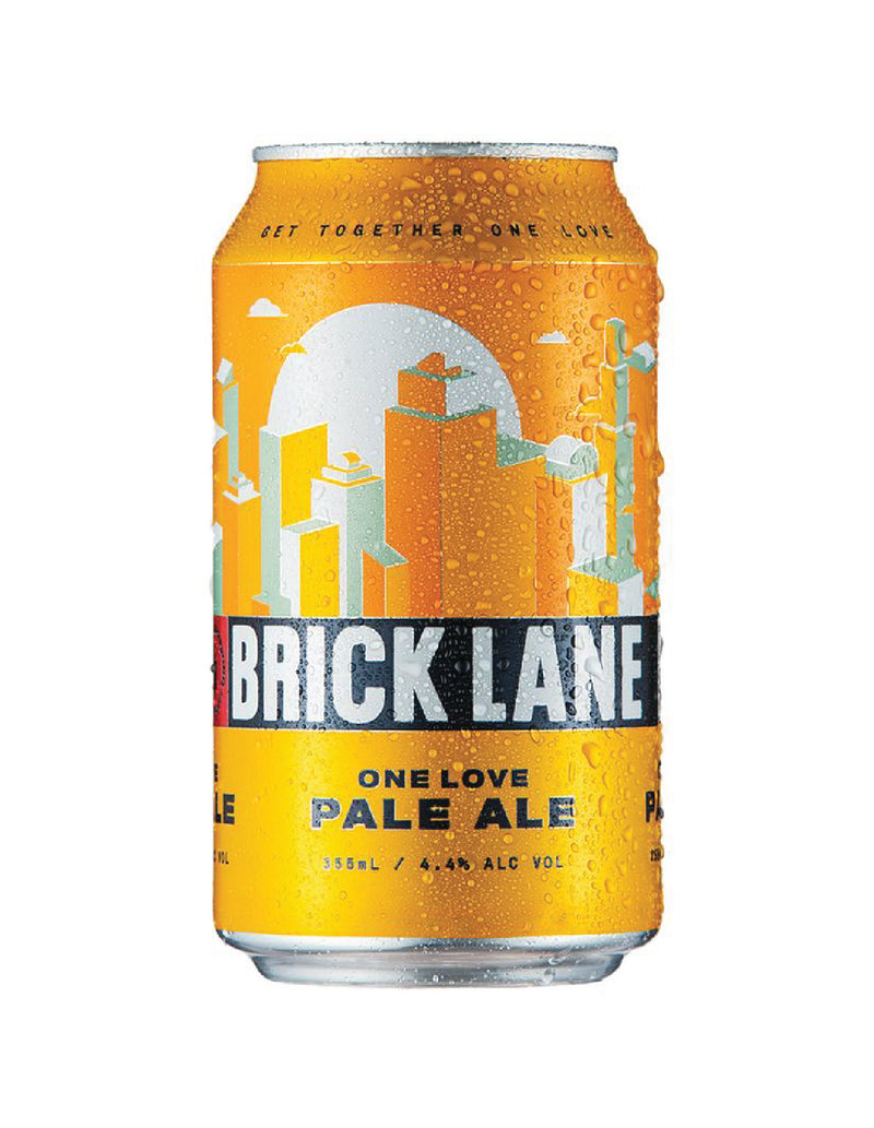 "Brick Lane ""One Love"" Pale Ale"