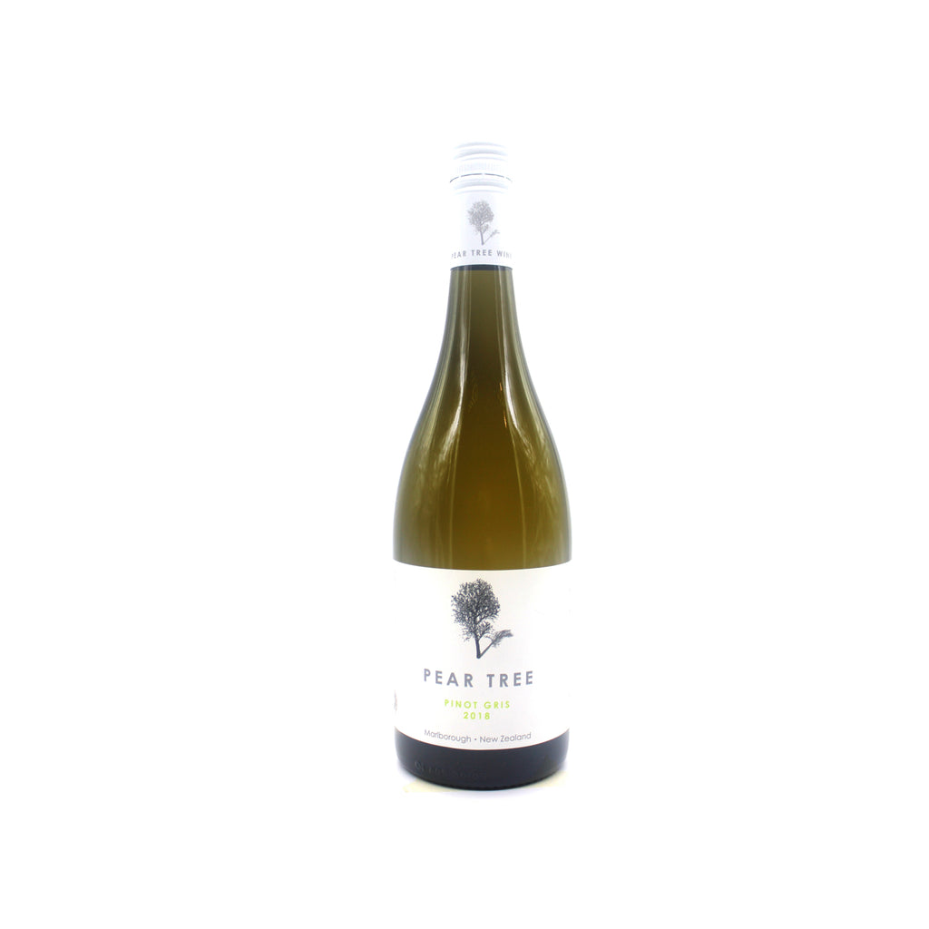 Pear Tree - Pinot Gris - 2018 Marlborough,NZ