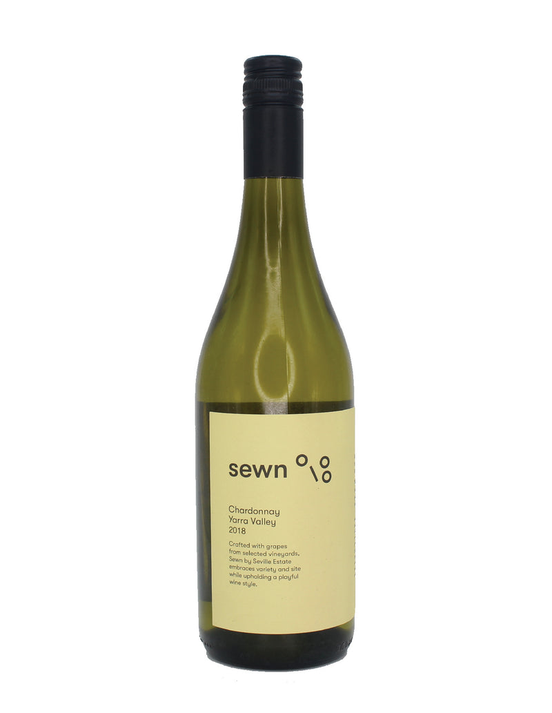 "Seville ""Sewn"" - Chardonnay - Yarra Valley, VIC 2018"