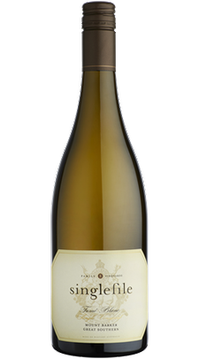 Singlefile Family Vineyards - Single Vineyard Fumé Blanc - Mount Barker, WA 2019