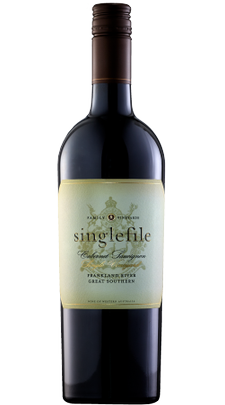 Singlefile - Single Vineyard Cabernet Sauvignon 2017 - Frankland River, WA