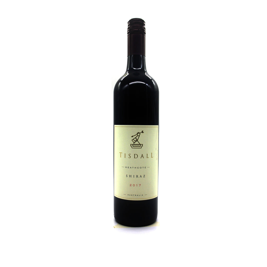 "Tisdall ""The Crest"" Shiraz - Heathcote, VIC 2017"