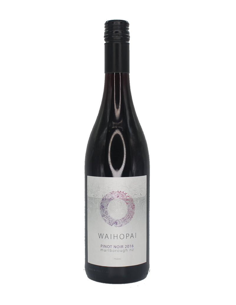 Waihopai Pinot Noir - 2016 Marlborough, NZ
