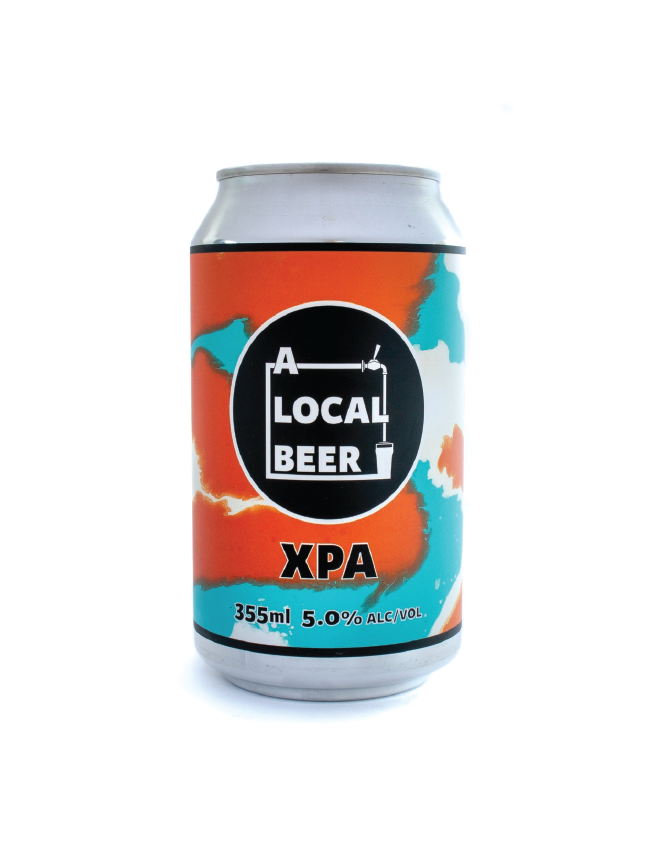 "A Local Beer ""XPA"""
