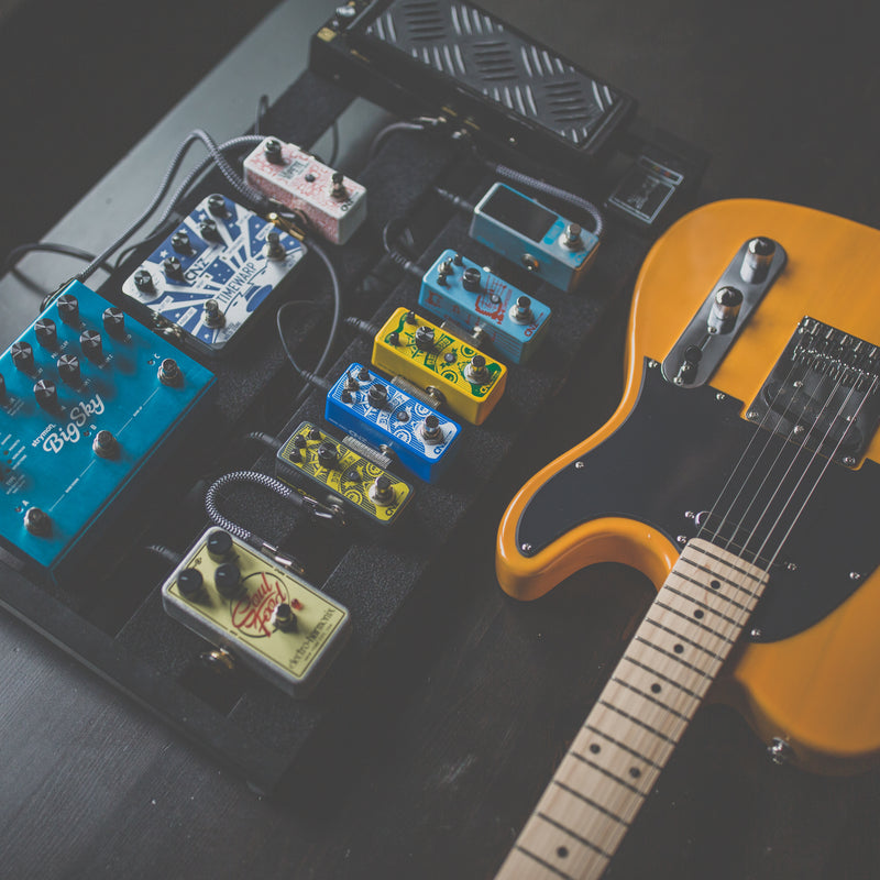CNZ Audio | Guitars, Pedals, Percussion, Cables, Basses, Accessories