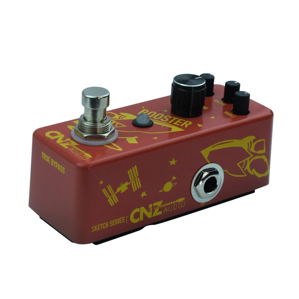 SBO-20 | Booster Pedal