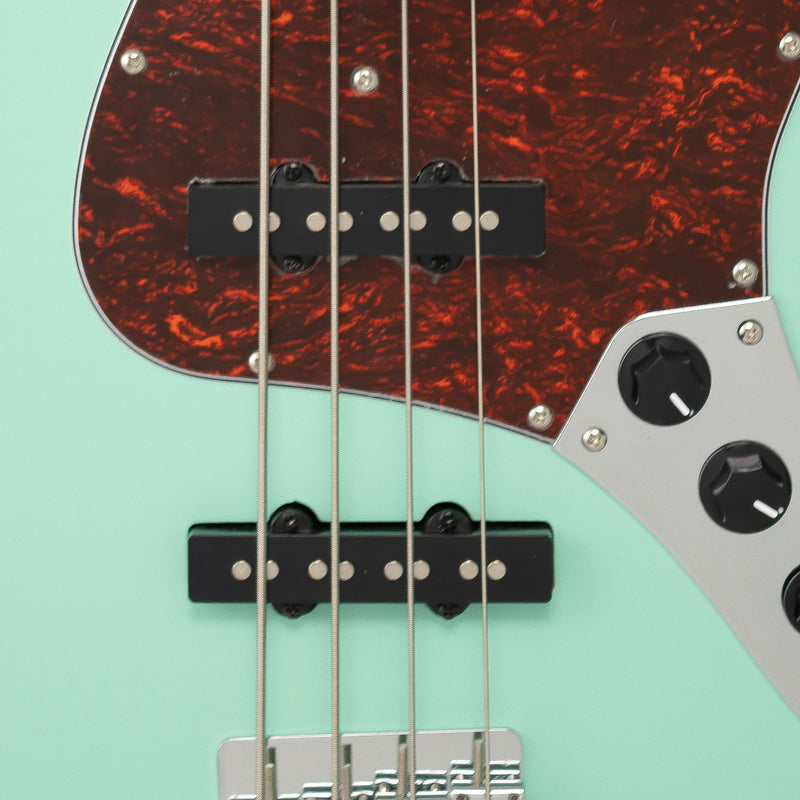 JB-SG | Electric Bass - Surf Green