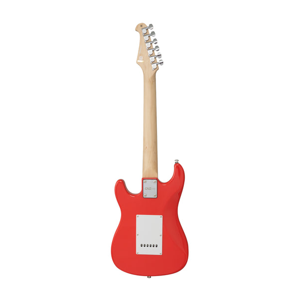 ST-MINI-FRD | Electric Guitar - Fiesta Red