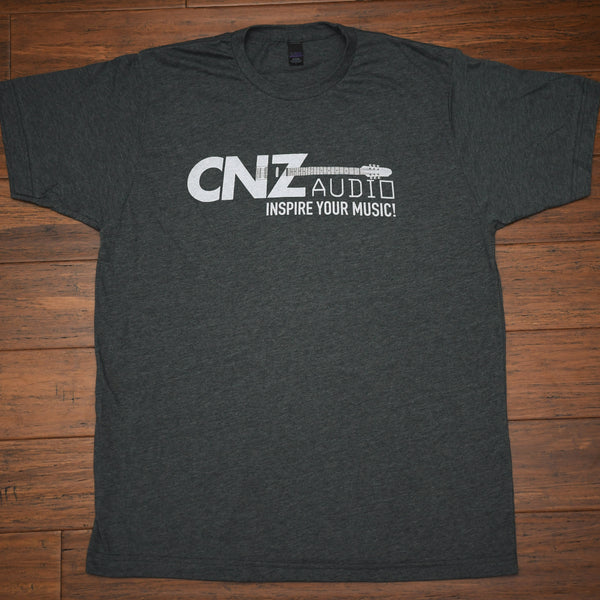 Grey T-Shirt | CNZ Audio