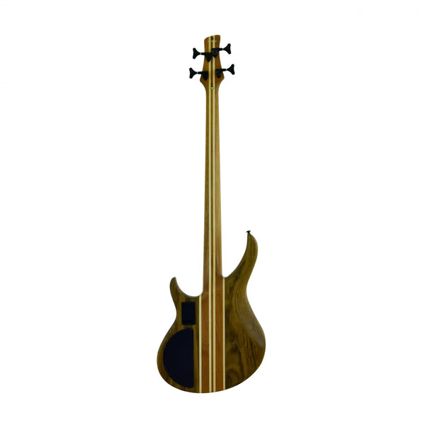 2400-NL | Electric Bass - Natural Wood