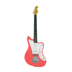JM-CRL | Electric Guitar - Coral