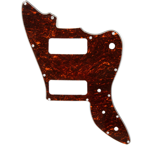 Interchangeable JM Tortoise Pickguard