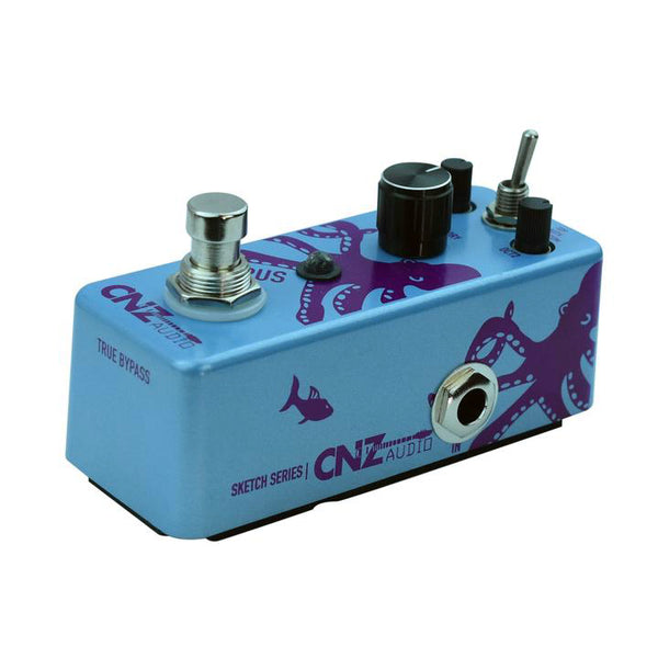 SOC-10 | Octopus Octave Pedal
