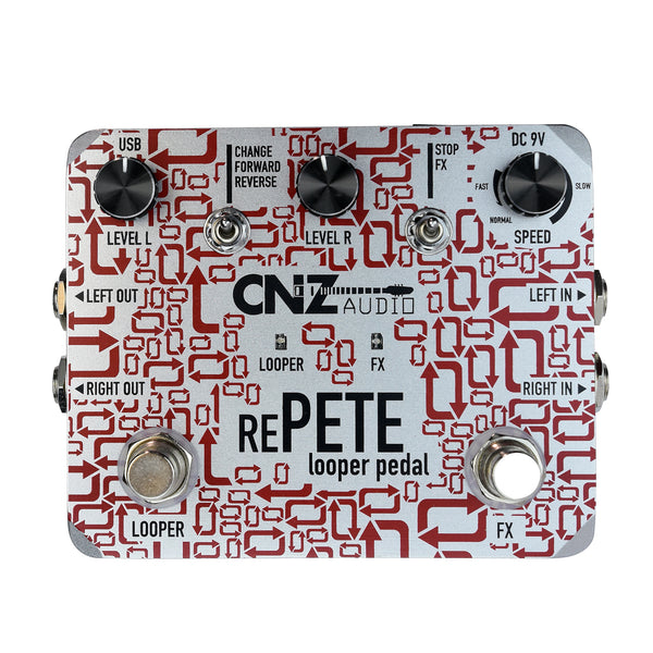 GLP-50 | RePete Stereo Looper Pedal