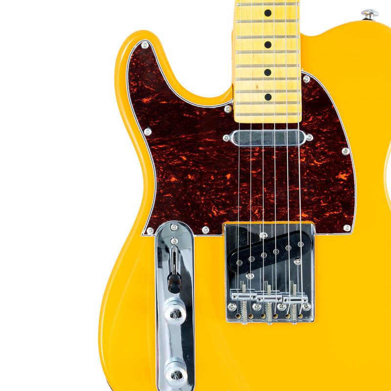 TL-MINI-BSB-L Left Handed | Electric Guitar - Butterscotch Blonde