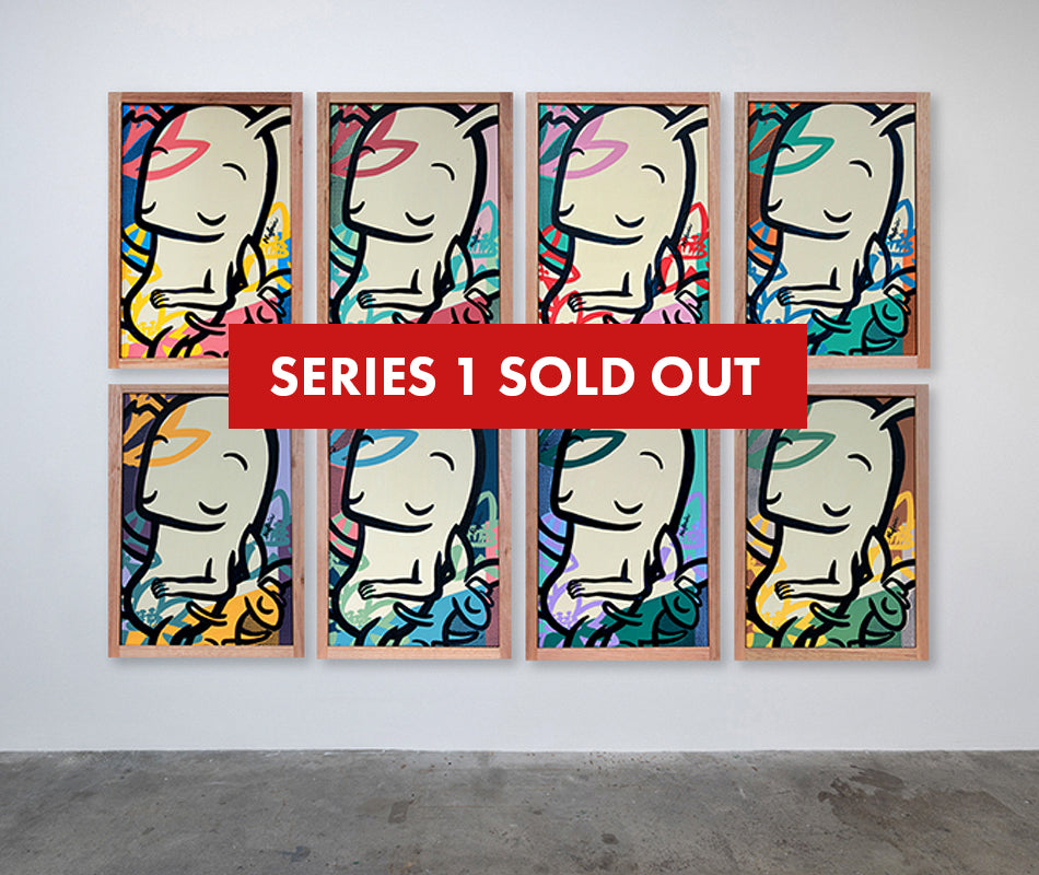 sold out noferin pecanpals art