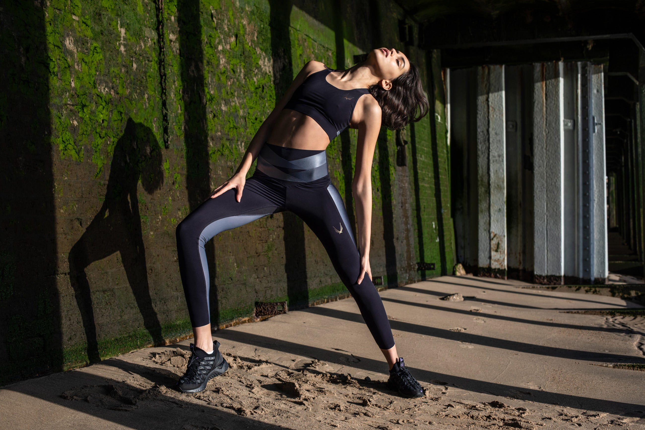 Axis Leggings & Sports Bra by Lucas Hugh