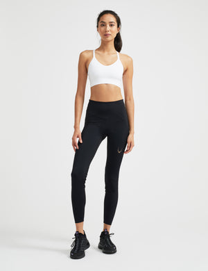 Technical Knit Adjustable Sports Bra