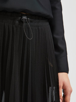 Pivot Pleated Skirt