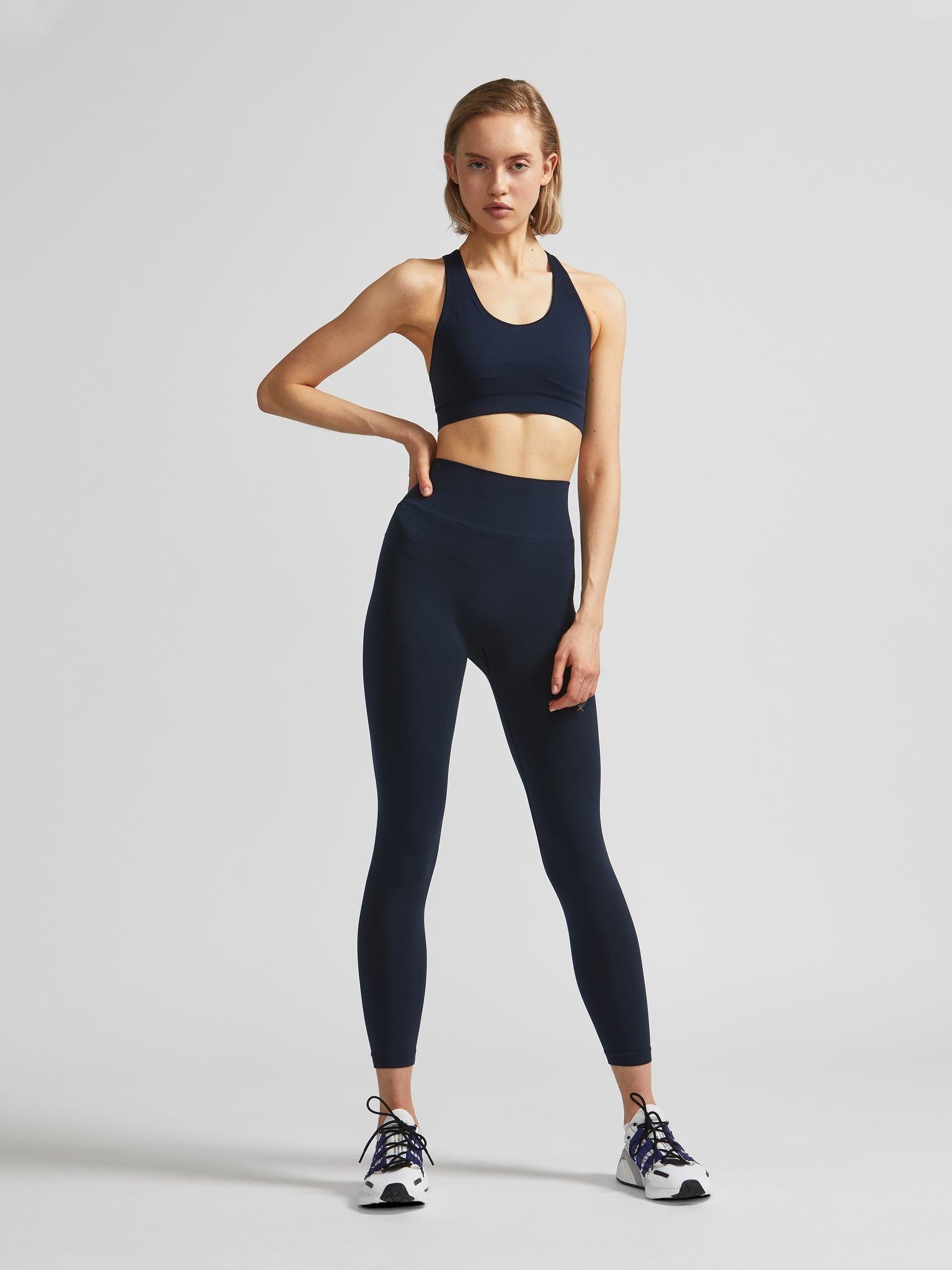 Technical Knit Sports Bra
